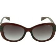 IDEE Over-sized Sunglasses(Grey)