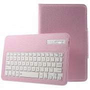 Samsung Galaxy Tab A 10.1 (2016) T580, T585 Bluetooth Keyboard Case - Pink