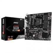 MSIA5 MSI B450M PRO-VDH MAX AMD AM4 DDR4 m.2 USB 3.2 Gen 2 HDMI Micro-ATX moederbord