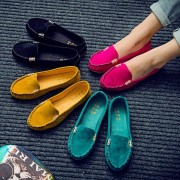 Womens Casual Loafers Comfy Flat Slip On Shoes - 6 Colors Available