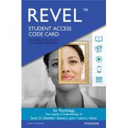 Revel for Psychology: From Inquiry to Understanding -- Access Card
