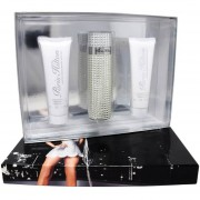 Set 10 Aniversario 3Pzs 100 Ml Edp Spray + Body Lotion 90 Ml + Shower Gel 90 Ml De Paris Hilton