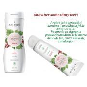 Pachet cadou Shiny marca Attitude produse canadiene 100% bio