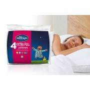 Chums Ltd £12.99 instead of £30 (from Chums) for four extra full Silentnight pillows - save 57%