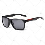 rosegal TOMYE P6023 2018 New PC Square Frame Driver Polarized Sunglasses