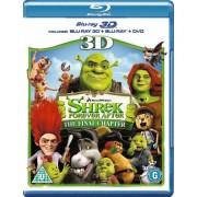 Paramount Home Entertainment Shrek Felices para siempre 3D (Blu-Ray 3D, Blu-Ray 2D y DVD)