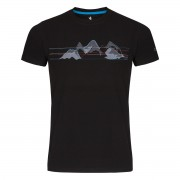 ZAJO | Bormio T-shirt Black - Mountains L