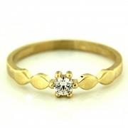 Arany gyűrű 13546