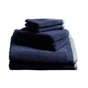 Dirty eco handduk 50x70, dense denim