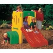 Spatiu de joaca Little Tikes Playground, cu tunel si tobogane