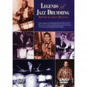 Alfred Music Legends of Jazz Drumming DVD, Paul Motian und andere