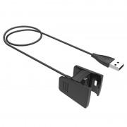 Cabo de Carregamento USB para Fitbit Charge 2 - 0.5m - Preto