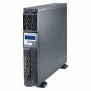 UPS Legrand Daker DK Plus, 1000 VA, tip online cu dubla conversie, forma Rack/Tower, 0.9 capacitate putere, port comunicare-RS-232/USB, 6 x IEC socket, baterie: 3 x 12 V / 7.2 Ah, frecventa baterie (Hz): 50/60 Hz ± 0.1, 230V, dimensiuni (W x D x H mm): 44