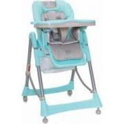 Scaun de Masa Copii Bon Apetit Turquoise