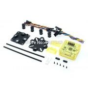Generic Side Pin : Side pin / Straight pin OpenPilot Mini CC3D EVO Flight Controller & Shock absorber CC3D antenna for ZMR250 Multirotor