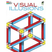 Visual Illusions Coloring Book, Paperback