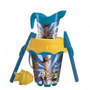 MONDO TOYS Toy Story - Kit Cubo de Playa con Moldes Toy Story 4