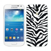 Husa Samsung Galaxy S4 Mini i9190 i9195 Silicon Gel Tpu Model Animal Print Zebra