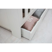 Sertar pat 70x140 cm Pinio lemn de pin alb