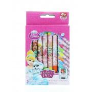 Disney Creioane colorate cerate 8 buc Princess Palace Pets