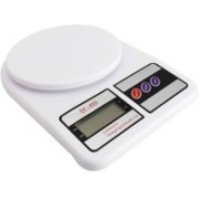 Italish New Digital SF 400 10kg Electronic Gadget Weighing Scale(White)
