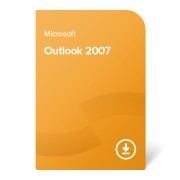 Microsoft Outlook 2007, 543-03011 certificat electronic
