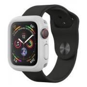 Apple RhinoShield CrashGuard NX Apple Watch 44MM Hoesje Bumper Wit