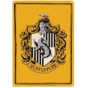 Half Moon Bay Harry Potter - Hufflepuff Tin Sign - 21 x 15 cm