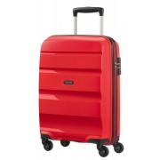 American Tourister Trolley Cabina 55cm 4 Ruote Leggero 2,5kg - Bon Air Red