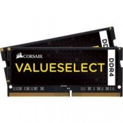 Corsair Sada RAM pamětí pro notebooky Corsair Value Select CMSO8GX4M2A2133C15 8 GB 2 x 4 GB DDR4-RAM 2133 MHz CL15-15-15-36