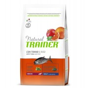 Trainer Natural Trainer Adult Medium con Tonno e Riso 12kg
