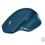 Logitech MX Master 2S, 200-4000dpi , rechargeable Li-Po, USB, midnight teal