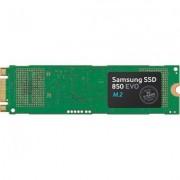Samsung ssd 850 evo m2 500gb read 540 mb/sec, write 500 mb/sec, 3d v-nand, mgx controller - mz-n5e500bw