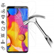 Protetor Ecrã em Vidro Temperado para LG V40 ThinQ