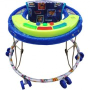 Oh Baby Baby big musical blue color walker for your kids SE-W-07