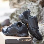 ADIDAS Мъжки спортни обувки TERREX AX3 LEATHER - EE9444