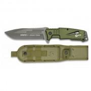 K25 Nůž K25 DROW-I pevná čepel ZELENÝ