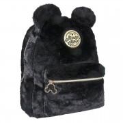 Cerdá Disney Black Collection Plush Backpack Mickey 28 x 33 x 12 cm