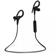 Audífono con Manos Libres Inalámbrico Bluetooth - Negro