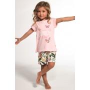 Butterfly lányka pizsama színes 98104