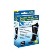 Eurobatt Miracle socks stödstrumpor i 2-pack