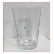 Pahar sticla mare Lavazza 320 ml (set 12 buc)