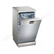 SIEMENS lave-vaisselle 45cm 10c 46db a+ inox - sr236i00me