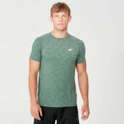 Myprotein Performance T-Shirt - Green Marl - XL - Dark Green Marl