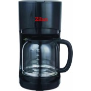Cafetiera ZILAN Capacitate 1.5L 12 cesti Plita pentru pastrarea calda a cafelei Sistem antipicurare putere 900W