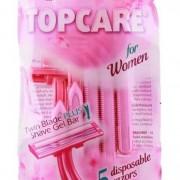Topcare Razors For Female 5st