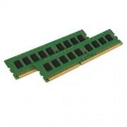 Kingston ValueRAM - DDR3L - 8 GB: 2 x 4 GB - DIMM 240-pin - 1600