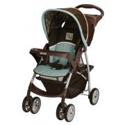 Graco LiteRider Little Hoot Stroller, Brown/Green, 1-Pack