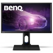 """BenQ BL2420PT 24"""" HD IPS Monitor zwart"""