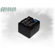 Panasonic CGR-DU14, 1400 mAh, 7,4 V akkumul